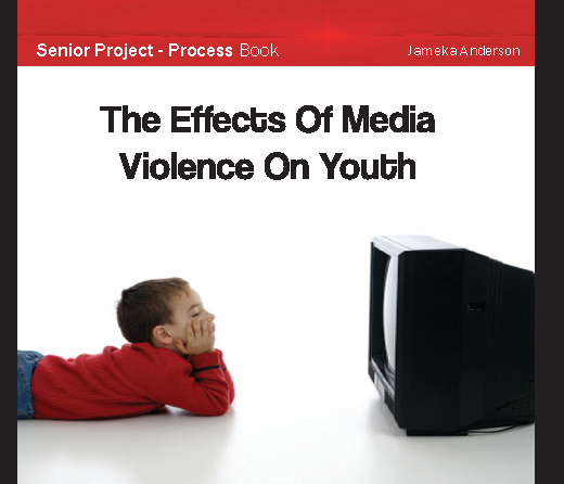 media violence and children research papers