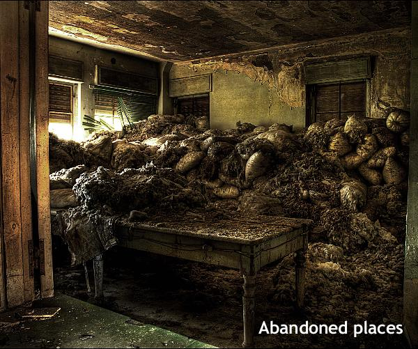 Best Abandoned Places Canada: Abandoned Places By Marco Baldinelli: Fine Art Photography